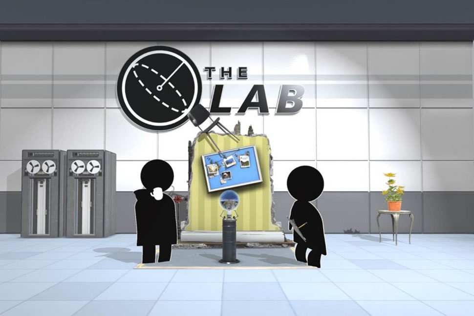 The Lab Image